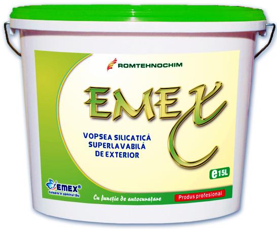 Silicate Emex Exterior Emulsion Paint